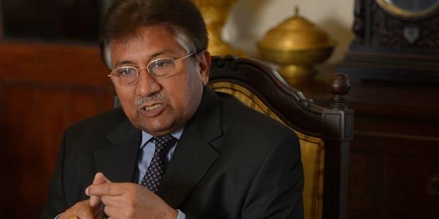 Tensions à la veille du procès de Musharraf - La Libre