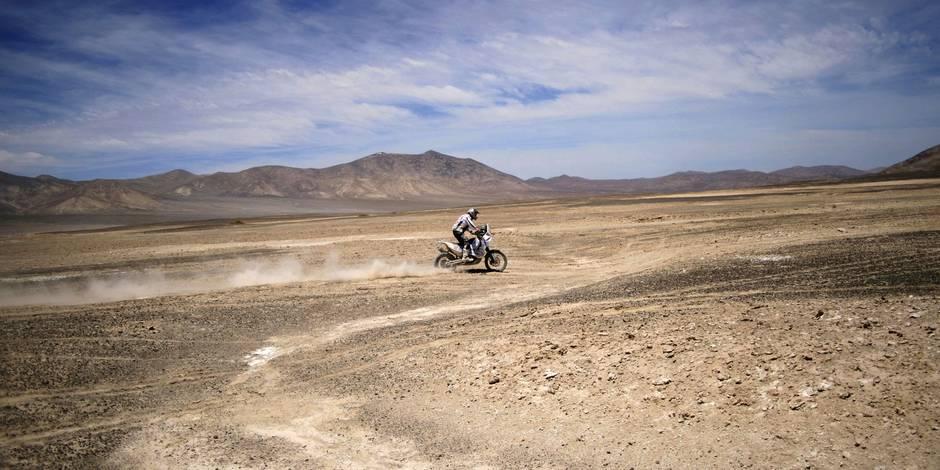 Le Dakar 2014 dénoncé par les archéologues chiliens