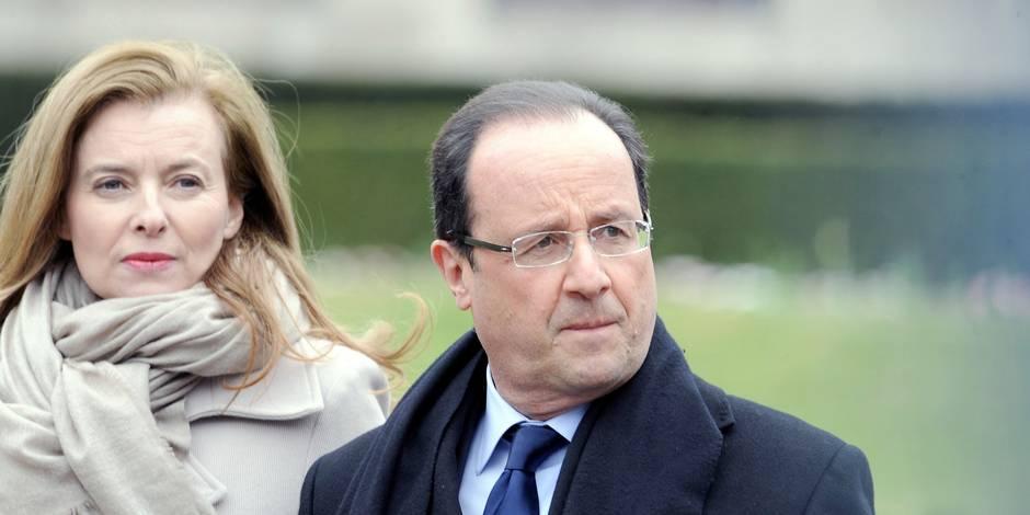 Hollande et les femmes: de folles histoires d'amour