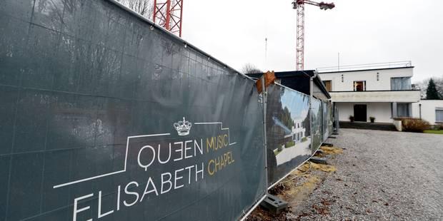 La Chapelle musicale Reine Elisabeth fête ses 75 ans - La Libre