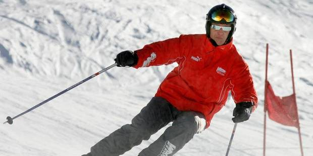 """L'état de santé de Schumacher toujours jugé """"stationnaire"""" - La Libre"""