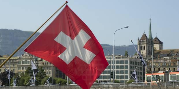 Suisse: début des négociations avec l'UE sur la fiscalité de l'épargne - La Libre