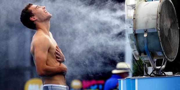 Open d'Australie: les joueurs en danger? Qu'ils se rassurent... - La Libre