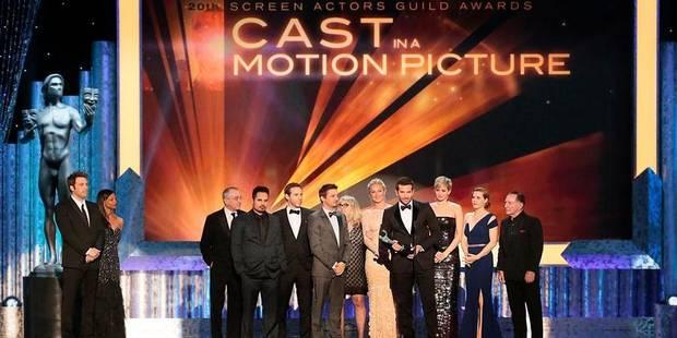 """American Bluff"" encore un peu plus favori aux Oscars - La Libre"