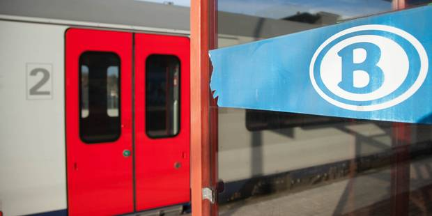 Le train vers Zaventem coûtera plus cher - La Libre