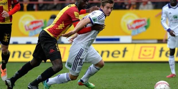 Malines et Vercauteren s'offrent Anderlecht (2-1) - La Libre