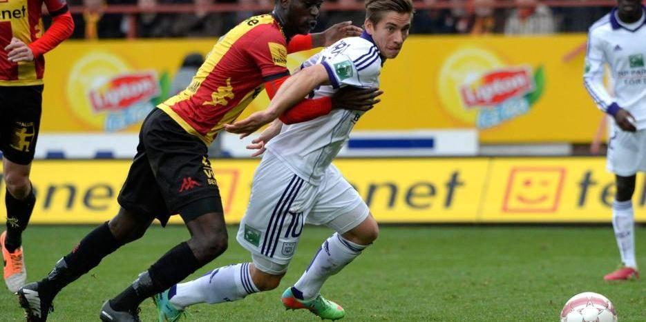 Malines et Vercauteren s'offrent Anderlecht (2-1)