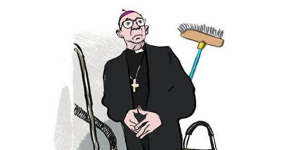 Mgr Léonard, une Église désavouée - La Libre