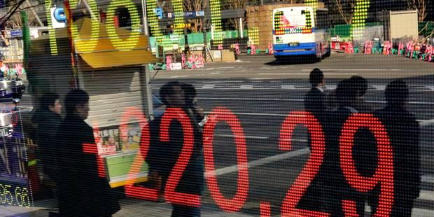 Léger regain d'optimisme du FMI pour l'économie mondiale - La Libre