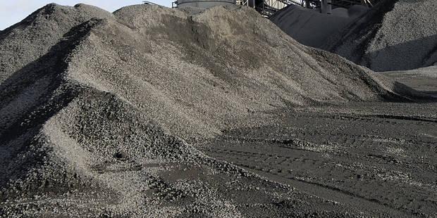 97 emplois menacés à l'entreprise cimentière CBR d'Harmignies - La Libre