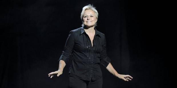 Le grand déballage de Muriel Robin ce soir à Bruxelles - La Libre