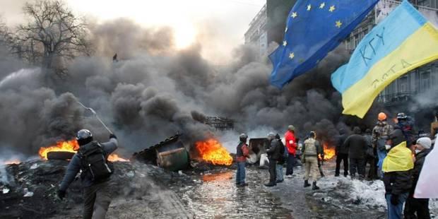 Le président ukrainien infléchit sa position - La Libre