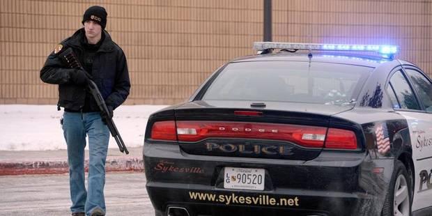 Trois morts, dont le tireur, dans une fusillade en banlieue de Washington - La Libre