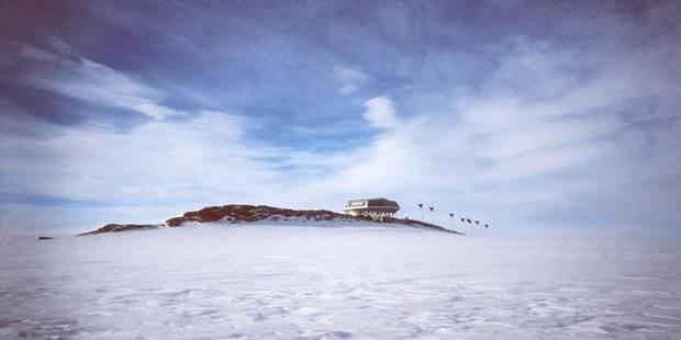 La France va aider les Belges à gérer la base polaire Princesse Elisabeth - La Libre