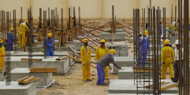 Qatar 2022, champion du monde de la mort - La Libre