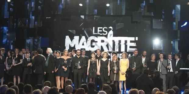 Le palmarès du cinéma belge en 2013 - La Libre
