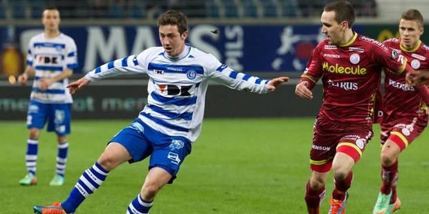 Cofidis Cup: Zulte Waregem prend une option pour la finale - La Libre