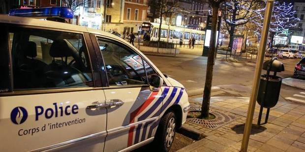 La violence à l'encontre de la police continue d'augmenter - La Libre