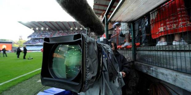 Droits télé du foot belge: Belgacom veut en être - La Libre