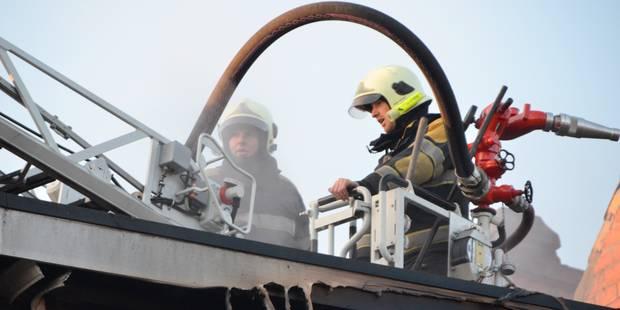 Incendie dans une résidence étudiante à Louvain: 2 morts - La Libre