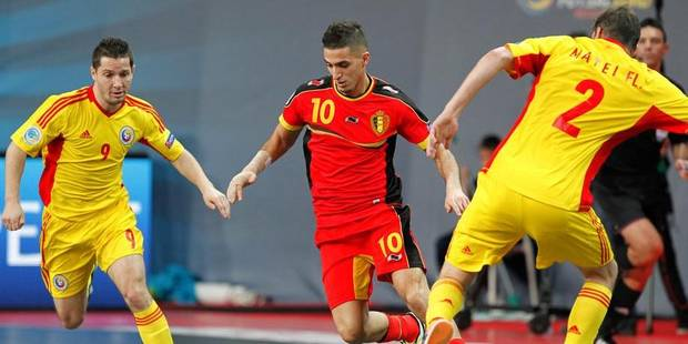 Futsal: les Belges doivent aller au charbon - La Libre
