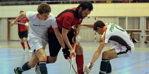 Hockey en salle: Canards et Escargots pour un final inédit - La Libre