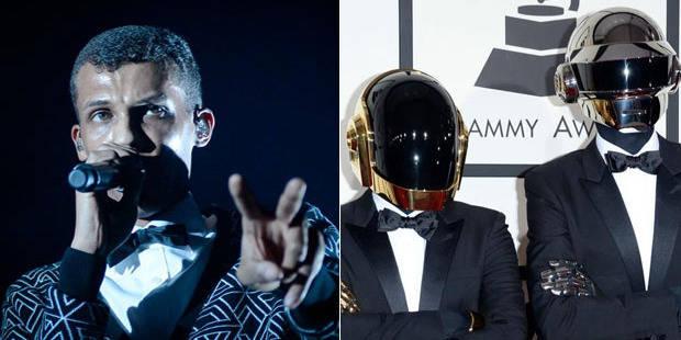 Stromae et Daft Punk, champions des ventes - La Libre