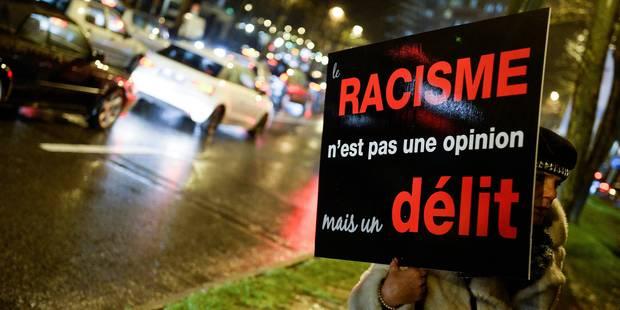 Inciter à dénoncer en un clic les propos racistes sur Internet? - La Libre