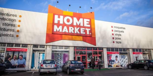 Home Market: glissements de travailleurs vers Decathlon? - La Libre