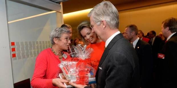 La Croix-Rouge de Belgique fête son 150e anniversaire à Bruxelles - La Libre
