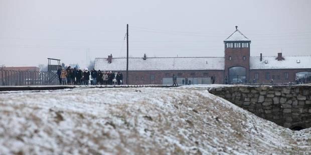 Auschwitz, des cours d'histoire à la réalité - La Libre