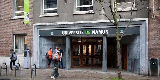 """Le prof N-VA à l'UNamur, """"une victime de l'intolérance francophone""""? - La Libre"""