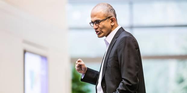 Dans les pas de Bill Gates - La Libre