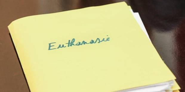 Édito: Euthanasie, une loi pour régler un non-problème? - La Libre
