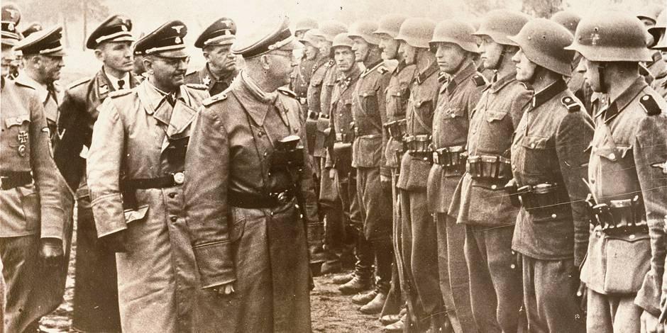 Dans les caves de la Gestapo