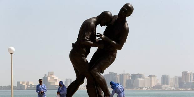 La Fifa compte sur le Mondial pour améliorer la situation des droits de l'Homme au Qatar - La Libre
