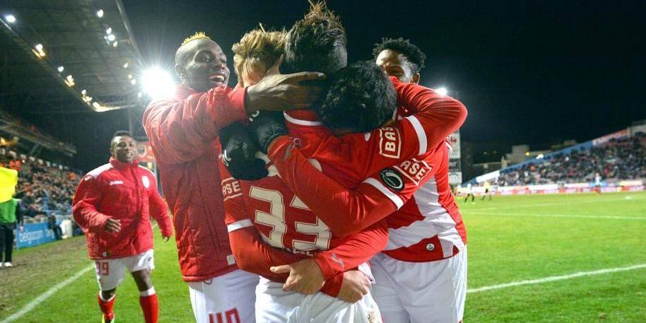 Le Standard s'impose dans le derby wallon (0-1)