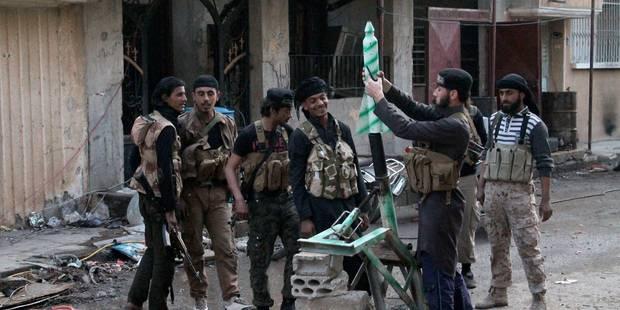 Syrie: le chef d'état-major de l'Armée syrienne libre limogé - La Libre