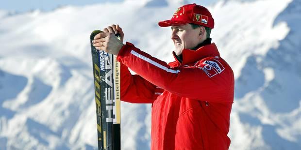 Accident de Schumacher: l'enquête classée sans suite - La Libre