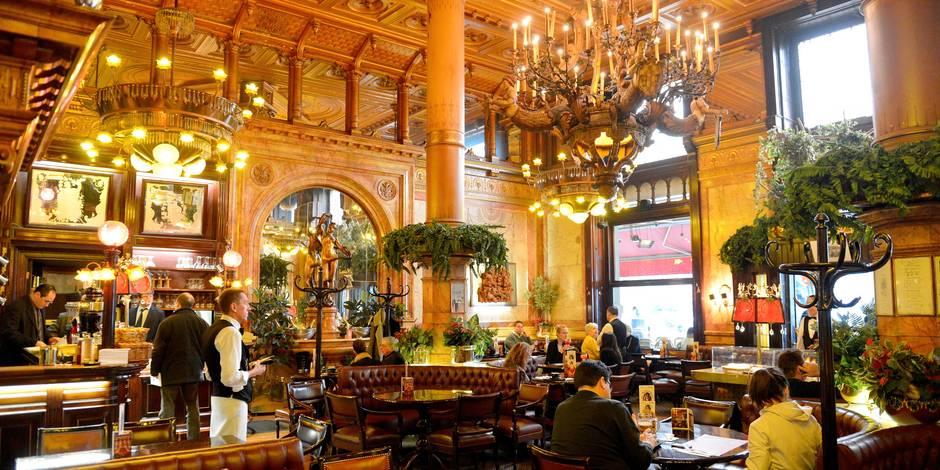 Le café Métropole à Bruxelles rouvre ce vendredi
