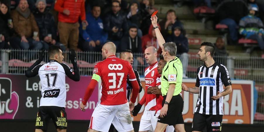Jupiler Pro League: deux matches de suspension à Stergos Marinos?
