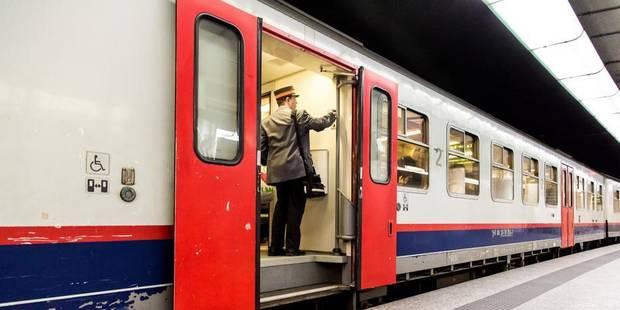 """Plan de transport de la SNCB: Ecolo dénonce une """"logique désastreuse"""" - La Libre"""