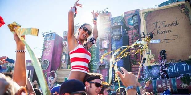 Les voisins de Tomorrowland en justice contre le festival - La Libre
