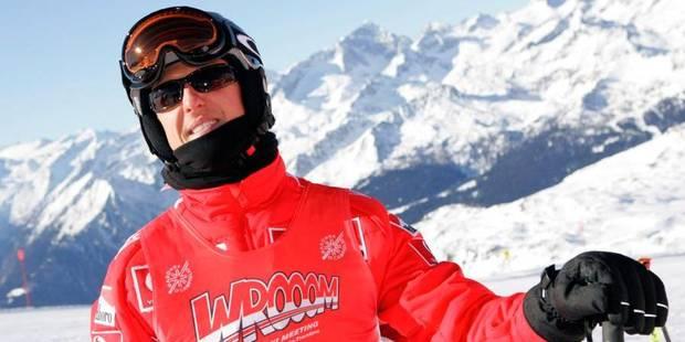 """Schumacher: """"Michael est un battant et il ne va pas renoncer"""" - La Libre"""