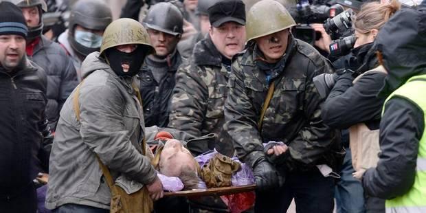 Ukraine: de nombreux corps de civils gisent dans les rues de Kiev - La Libre