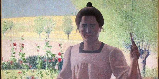 Le néo-impressionnisme retrouve sa belle singularité - La Libre