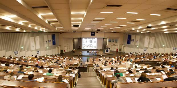 Un bon cru pour les étudiants en médecine - La Libre