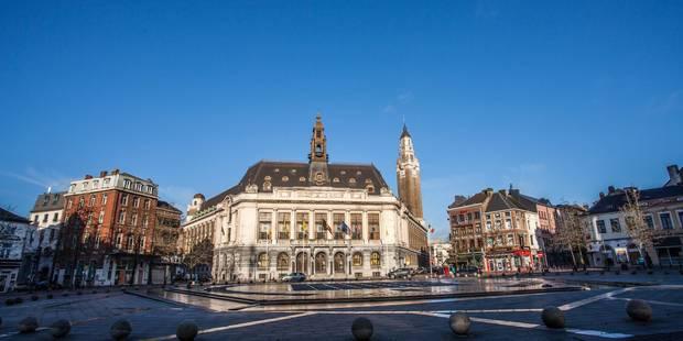 Charleroi « Ville des mots » 2014 en mars prochain - La Libre