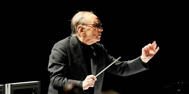 """Ennio Morricone, entretien avec """"Il Maestro"""" - La Libre"""