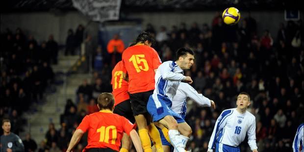 Euro 2016: Bosnie, Israël et Gareth Bale pour les Diables - La Libre